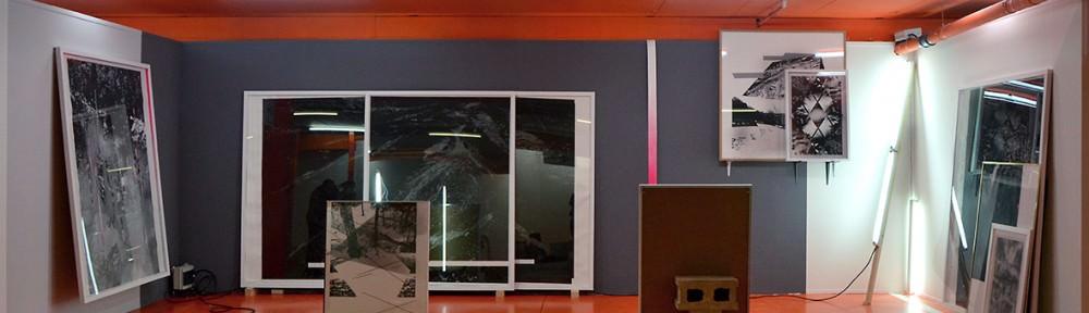 Angel Masip. La filosofía para más tarde. Solo Project en el stand de la Galería Paula Alonso en la feria JustMad 2013. Imagen por cortesía de la Galería Paula Alonso