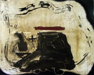 Antoni Tàpies. Espacio 40
