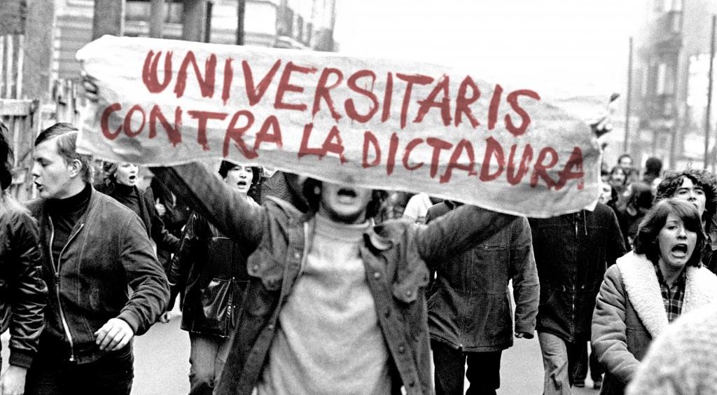 ASESINATO ARTURO RUIZ: Madrid, 23-1-1977. EFE/VOLKHART MÜLLER. Imagen cedida por La Nau.
