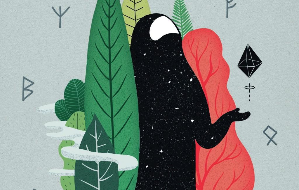 La herencia de los árboles. Imagen por cortesía de Montserrat Hormigos