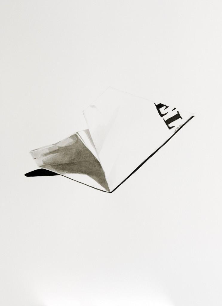 Toni Signes, L'opció de ser (III) Entregats al silenci, 2013