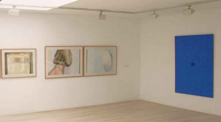 Foto de sala Alcain y Cobo, imagen cedida por la Galería Alfredo Viñas.