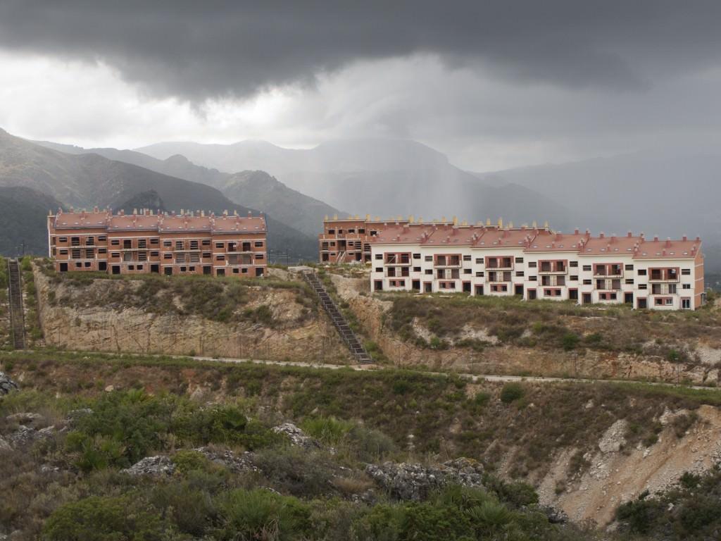Urbanización Bella Rotja. Ruinas Modernas. Imagen por cortesía de Museo ICO
