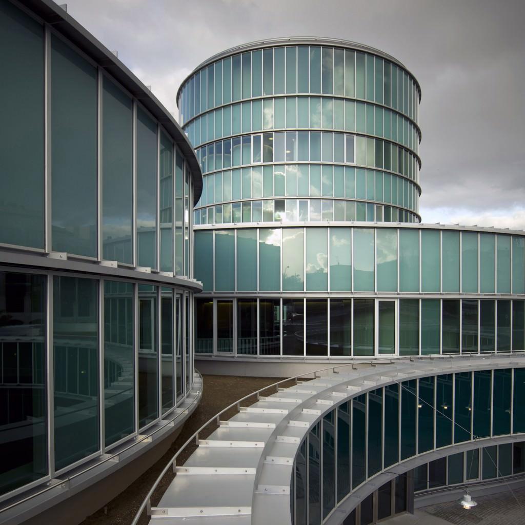 Mansilla + Tuñón. Ayuntamiento de Lalín. ©Luis Asín. Imagen por cortesía de Museo ICO