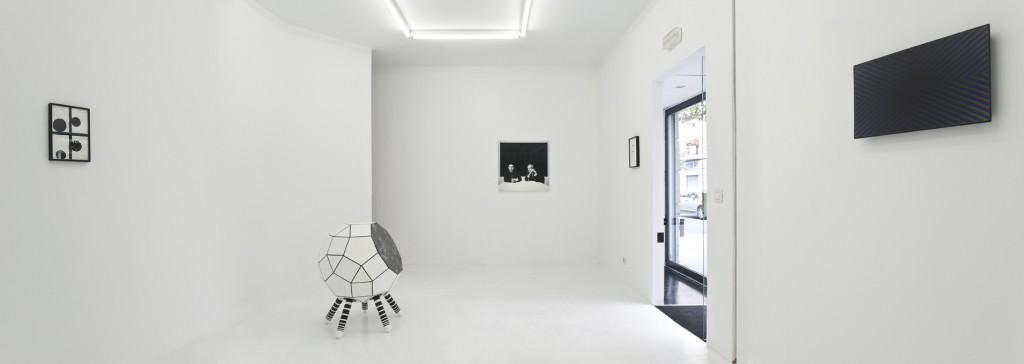 """Vista de la galería. Imagen por cortesía de Louis 21 """"The Gallery"""""""