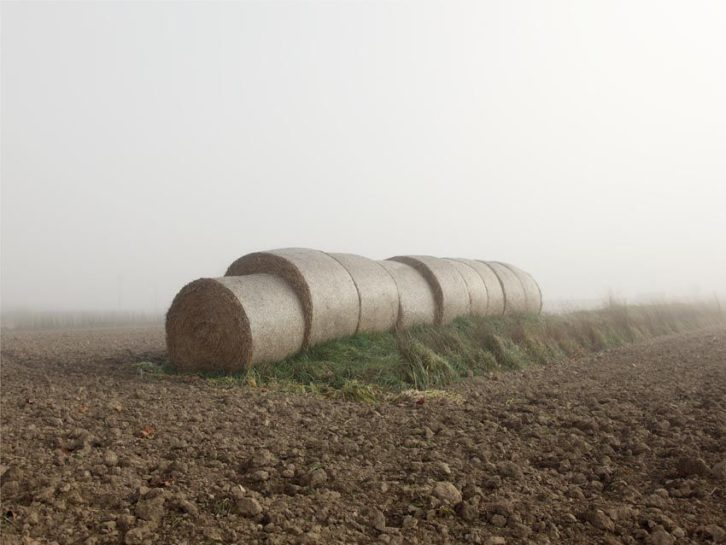 Ibán Ramón. Bounded Land #25. Imagen por cortesía de Set Espai d'Art