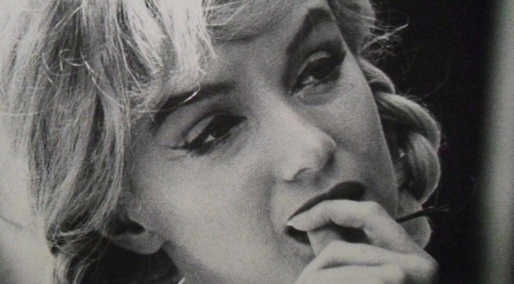 Marilyn Monroe. Imagen cortesía de Magnum, Fundación Bancaja