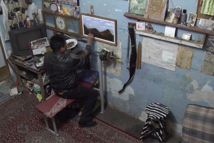 """""""Nadie es inocente. 20 años después"""" (2010). Sarah Minter. Ficción-documental (72'). Imagen cortesía del Área de Gesitón Cultural de la UPV."""