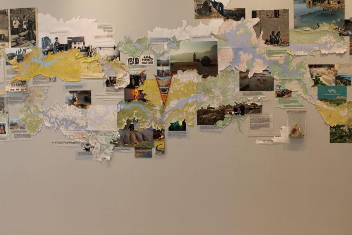 """""""Atlas Oculto"""", Anne-Laure Boyer. Imagen cortesía de Institut français de Valence."""