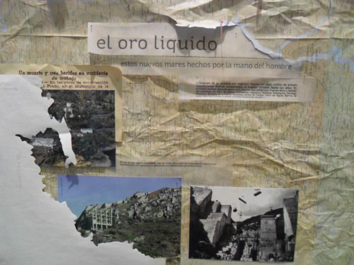 Atlas oculto, de Anne-Laure Boyer. Instituto Francés de Valencia