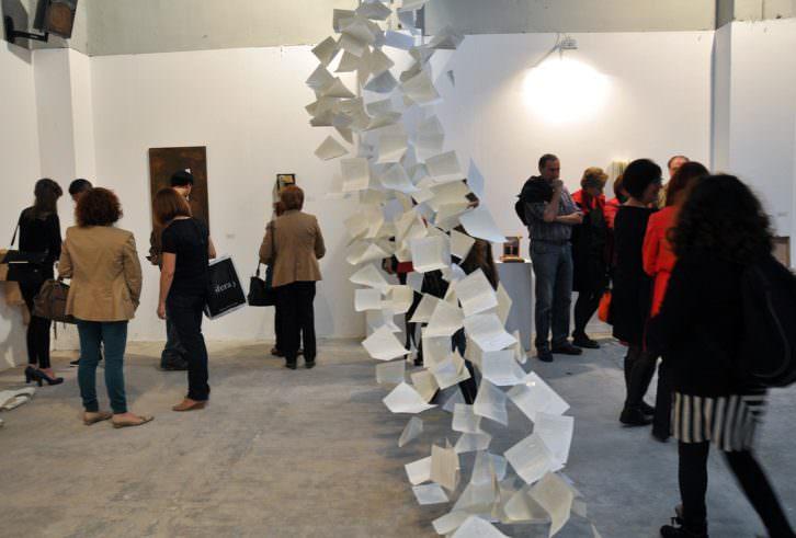 Exposición Bibliofilia. Imagen cortesía de Obra Propia