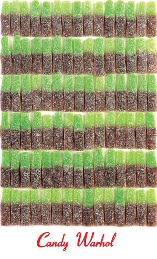 """Joan Verdú, """"Candy"""". Imagen cortesía de Mr. Pink."""