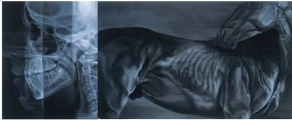 El caballero y la muerte, Chema López. La imagen fantástica. Centro del Carmen