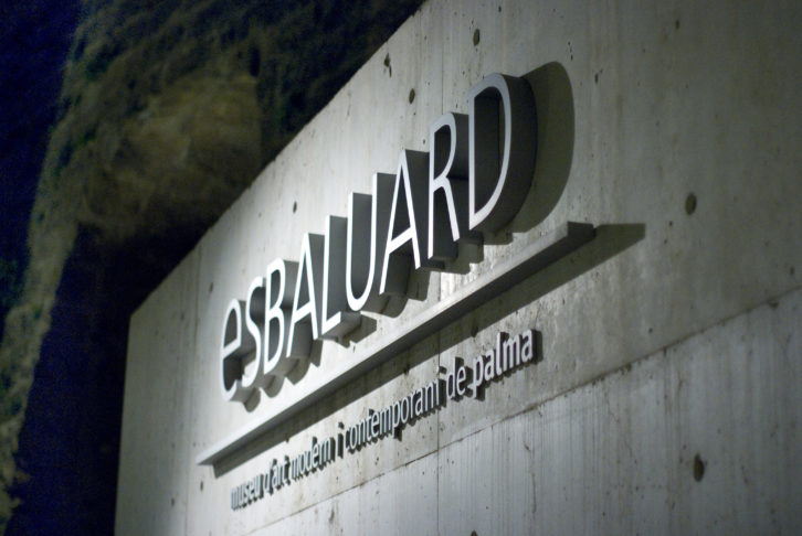 Es Baluard. Logo. Foto Anamarija K