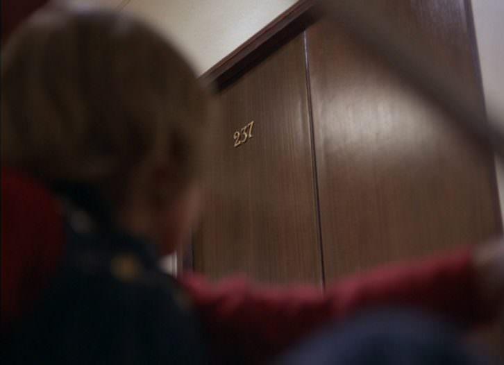 Imagen de la Habitación 237 de El resplandor. Colegio de Psicólogos de la Comunidad Valenciana