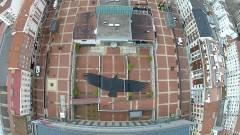 Juan Zamora. The Vulture Shadow, 2013. Imagen cortesía de Artium
