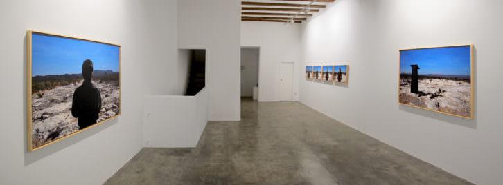 Opus 2012, Juanli Carrión. Imagen cortesía de galería Rosa Santos
