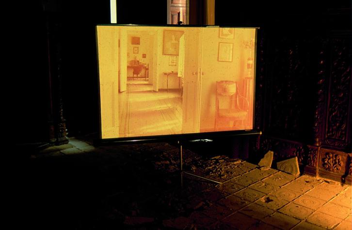 Javier Romero. S/t. Serie Crepúsculo, 2006-07. Fotografía color Lambda, 80 x 120 cm. Imagen cortesía del Instituto Alicantino de Cultura Juan Gil Albert