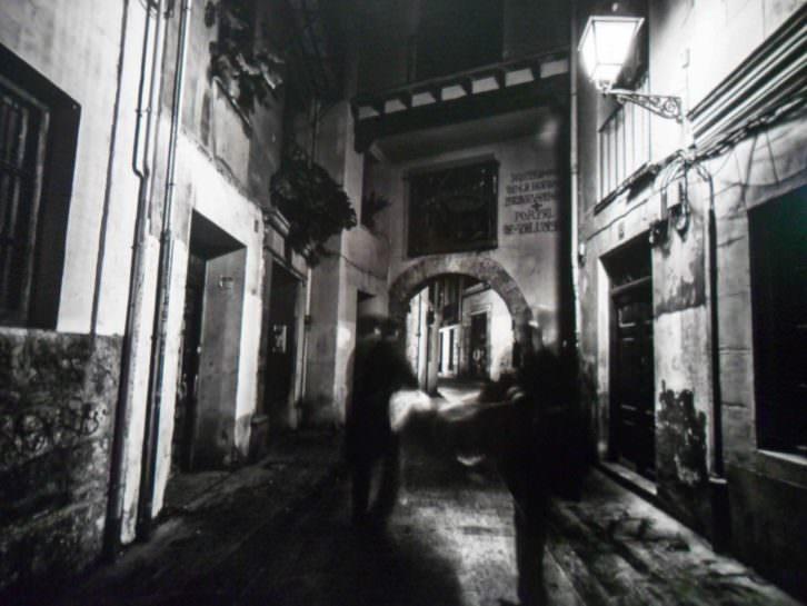 Imagen de Israel Sánchez-Beato. Valencia Negra.Una mirada de autor. MuVIM