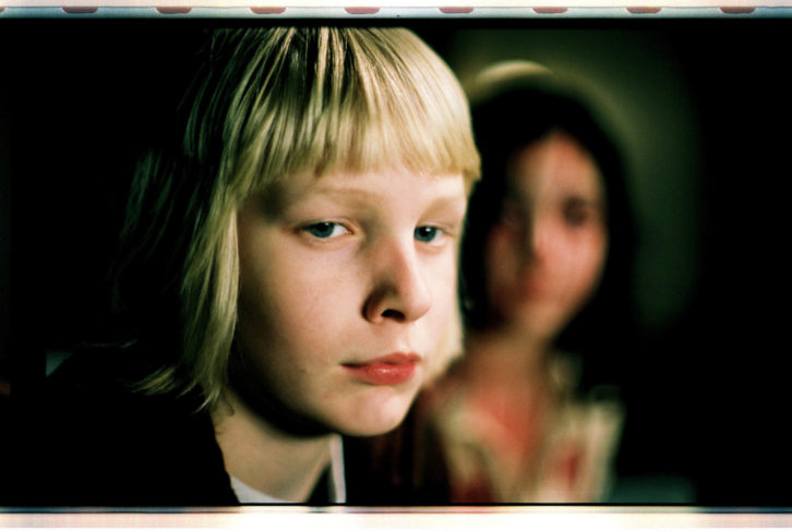 Let the Right One in. Déjame entrar. Tomas Alfredson. Cinema Jove