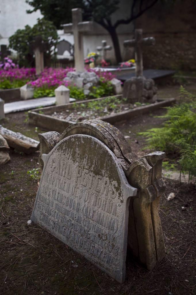 Cementerio de Valencia. Imagen de El Mundo