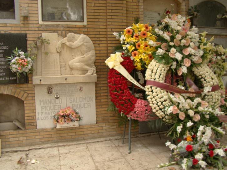 Cementerio de Valencia. Imagen cortesía de Rafael Solaz