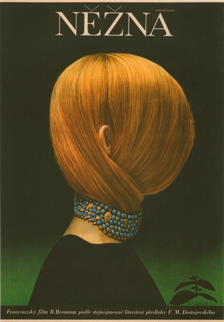 Nezna (Una mujer dulce, R. Bresson), de Olga Polackova. MuVIM