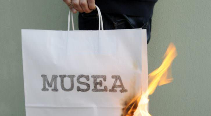 MUSEA (Modos y Usos Sobre Espacios de Arte). Imagen cortesía de Galería Nuble.