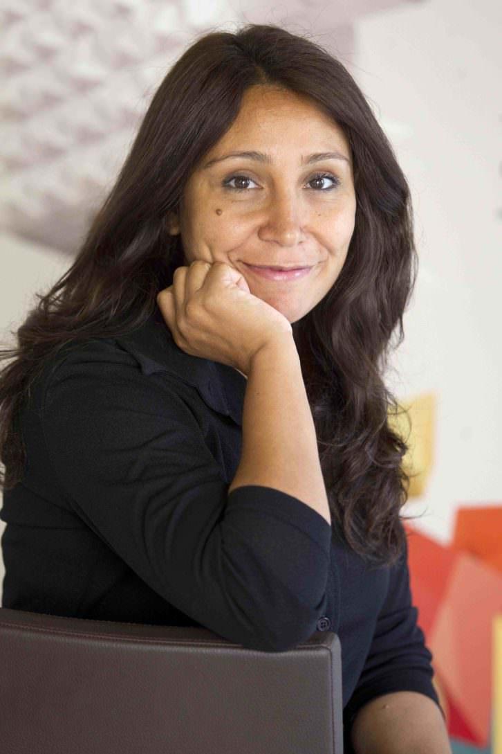 Haifaa Al-Mansour. Foto: Benito Pajares