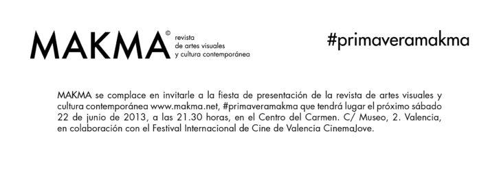 Invitación Presentación Makma_sin logos