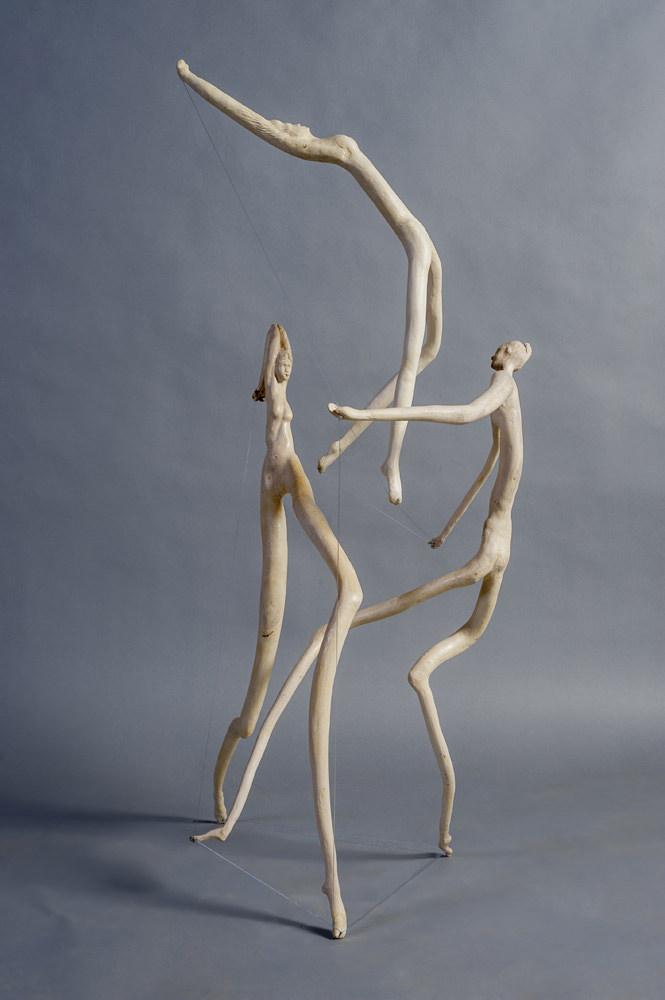 Obra de Francisco Ivars. Homenaje a Silvestre d'Edeta. Las Atarazanas
