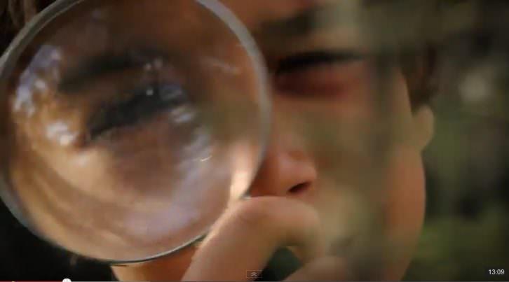 Imagen de Joan Rojeski, de Joan Santonja, cortometraje ganador de Proyecta 2012