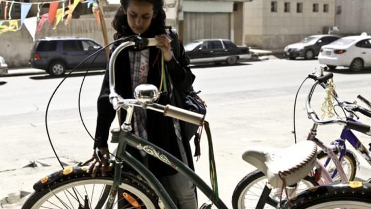 La bicicleta verde (Wadjda), de Haifaa Al-Mansour. Imagen cortesía de Cinema Jove