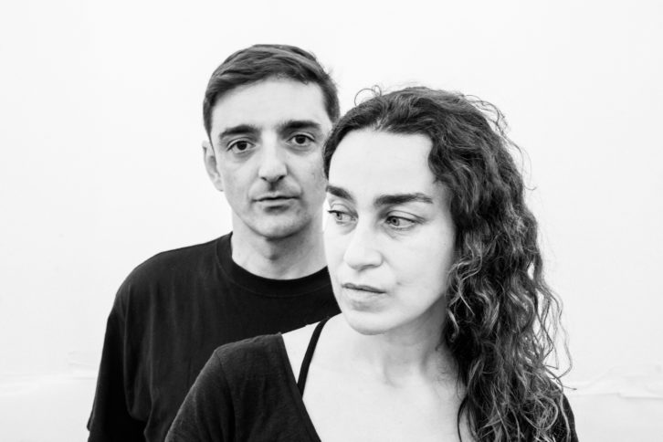 Mira Bernabeu y Miriam Lozano en el nuevo Espaivisor. Foto: MIguel Lorenzo