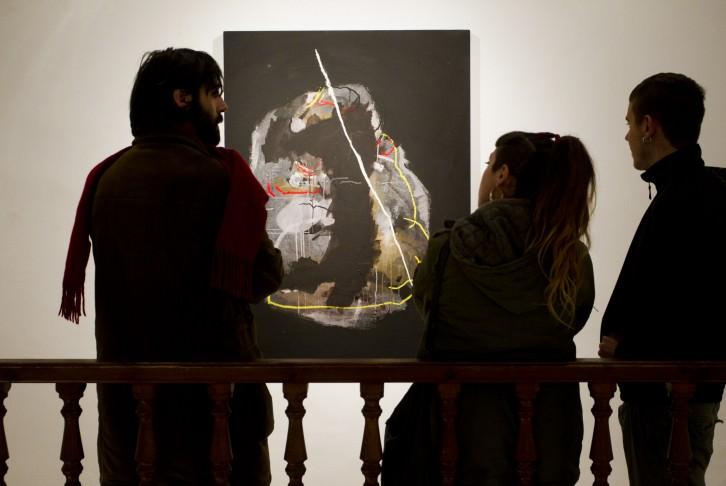 """""""Trajectes"""", Àlex Seguí. Imagen cortesía del artista."""