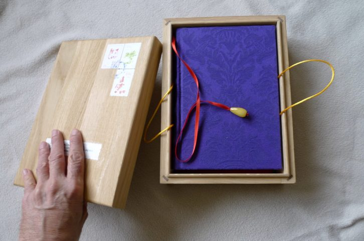 Fábulas y cuentos del Viejo Tíbet, con su caja de manera, de Vicente Chambó