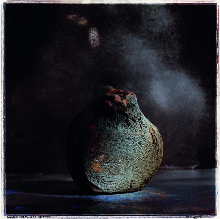 """""""Natura morta nº 159"""", Toni Catany, 1989. Copia cromogénica, copia de época, 24 x 17 cm. © Toni Catany / VEGAP. Imagen cortesía de Colectania."""
