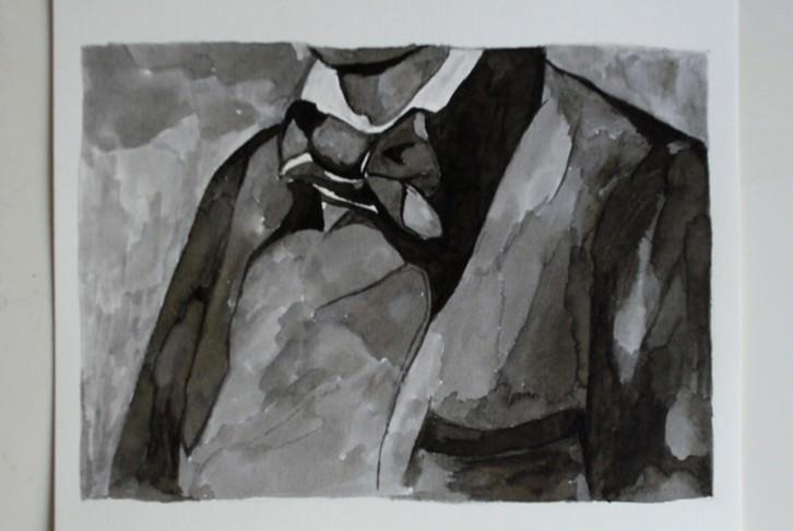 """""""Modern Archive"""", Ana Fernández. Imagen cortesía de Espacio Trapézio."""