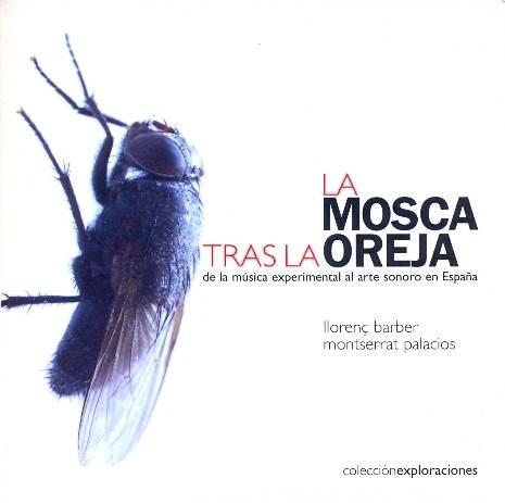 """Por tada del libro """"La mosca tras la oreja"""", de Llorenç Barber y Montserrat Palacios"""