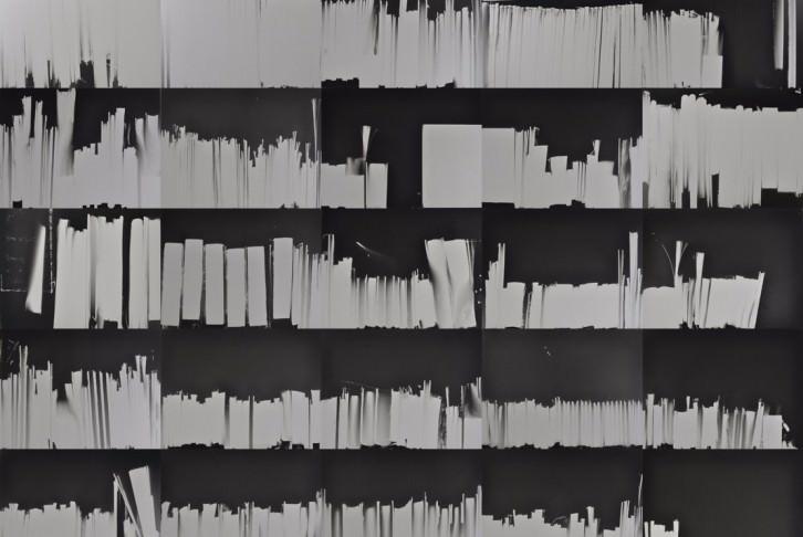 """""""En mi ausencia"""", Nuno Nunes-Ferreira. Imagen cortesía de Galería Juan Silió."""