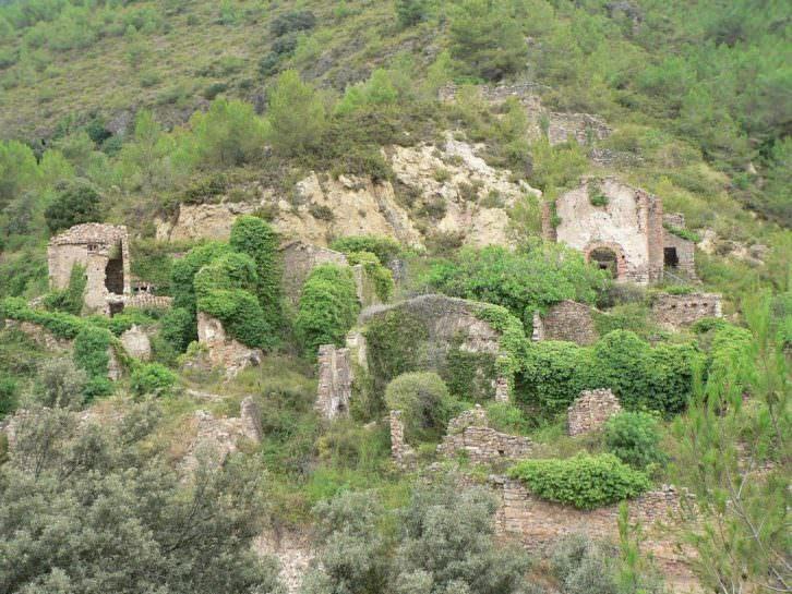 Despoblado de Jinquer. Pueblos valencianos abandonados
