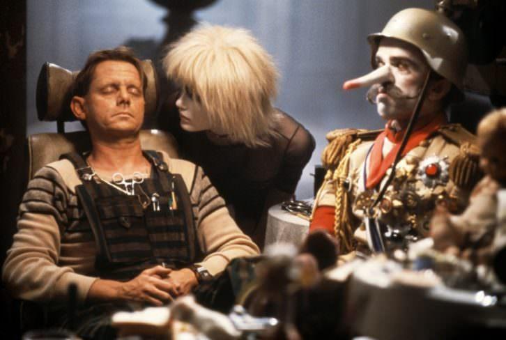 Fotograma de Blade Runner, de Ridley Scott. Cine d'Estiu del Centro del Carmen.