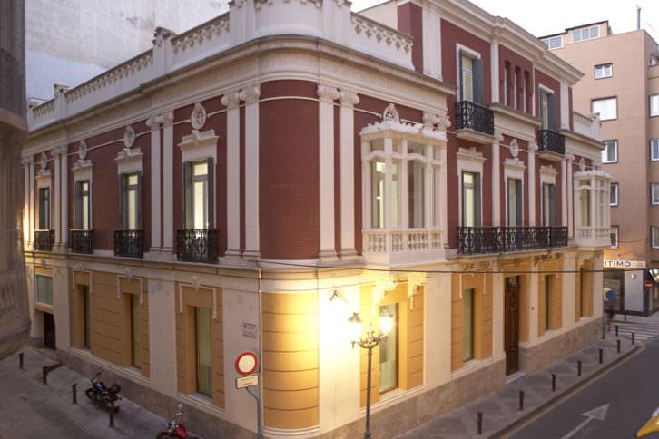 Casa Bardín, Alicante.