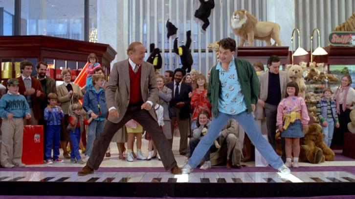 """""""Big"""" (Penny Marshall, 1988)."""