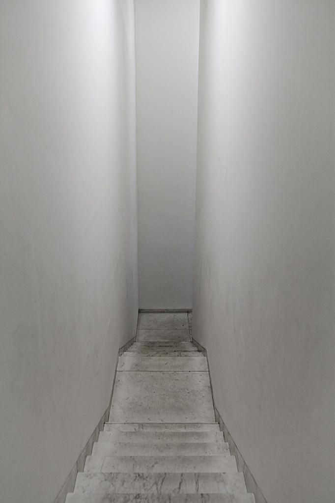 Obra de José Manuel Ballester para 'Arquitectura Inadvertida'. MACA