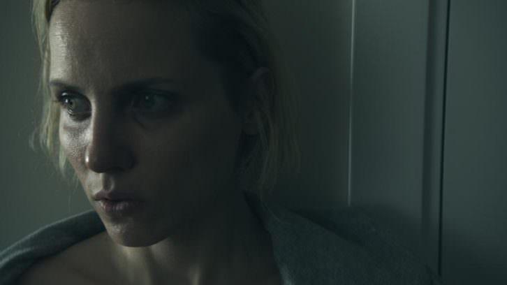La actriz Julia Kijowska en un momento de la película Loving, de Slawomir Fabicki. Premio Luna de Valencia. Cinema Jove