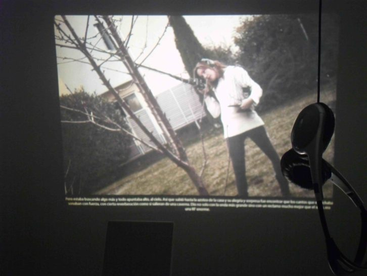 Cazadora de sonidos, de Alejandra Bueno. Aula de Cultura La Llotgeta