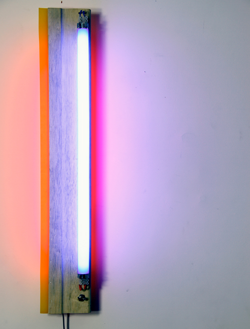 """""""Aura"""", Pedro Caetano, 2012. Imagen cortesía de Galería Luis Adelantado."""