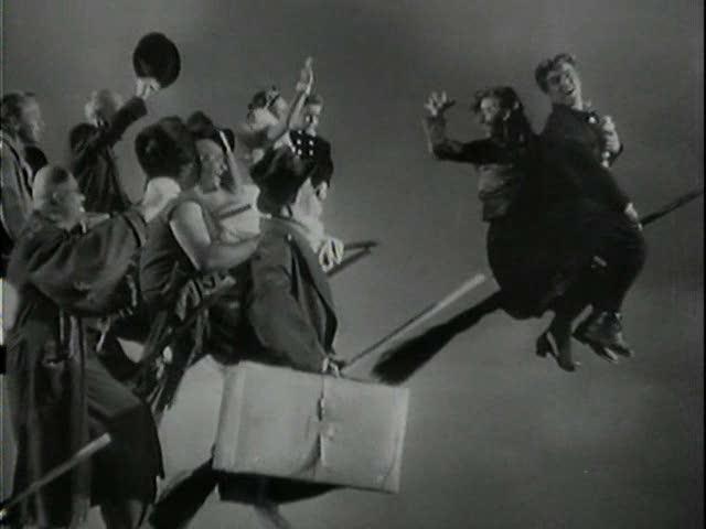 """""""Miracolo a Milano"""", Vittorio De Sica, 1951"""