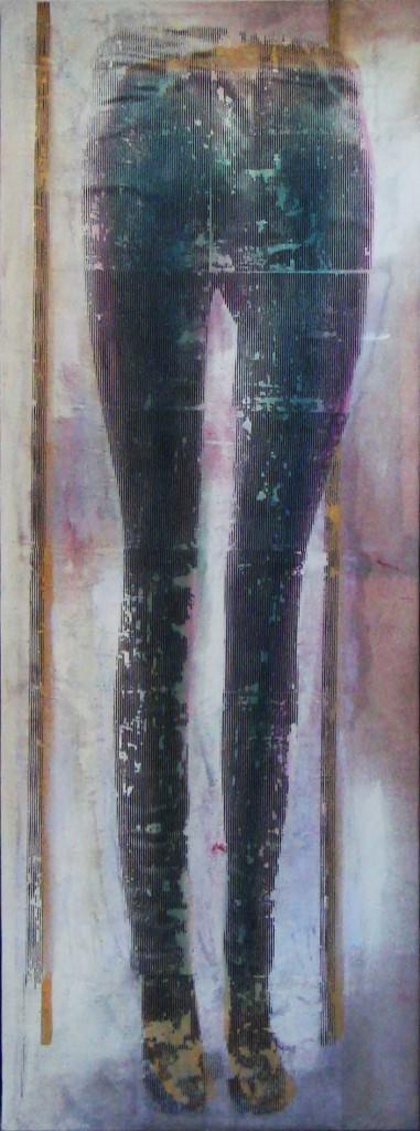 Obra de IX de la serie BestSeller, de Casasola. Imagen cortesía del artista.